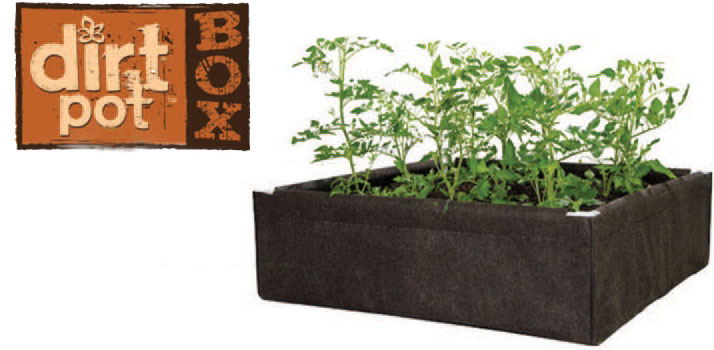 Dirt Box Rasied Bed